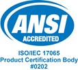 ANSI Accredited